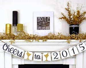 Happy New Years 2015 / New Years Pa rty Decoration / Happy New Year ...