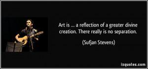 Sufjan Stevens Quote