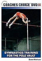Gymnastics Training for the Pole Vault