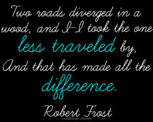 Robert+frost+quotes