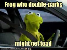 BAHAHAHAHA! funny kermit the frog jokes - Google Search More