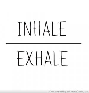 Just Take A Deep Breath