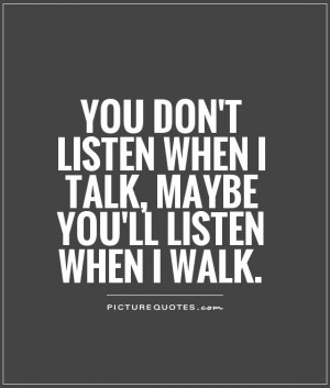 Walk The Talk Quotes Walk quotes talk quotes