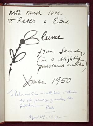 Pirages | Calder. Coleridge. Rime Of The Ancient Mariner. 1946 ...