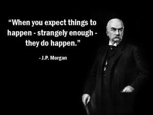 they do happen j p morgan more j p morgan at http www evancarmichael ...
