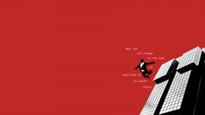 Red Quotes Wallpaper 1920x1080 Red, Quotes, Plato