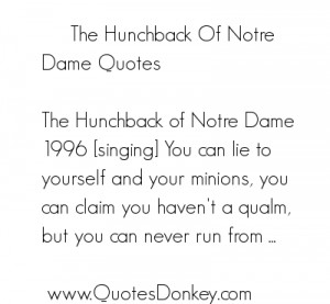 Notre Dame Quotes 1 images above is part of the best pictures in http ...