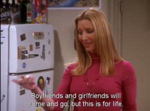 10 Times Phoebe Buffay Read Our Minds   Her Campus