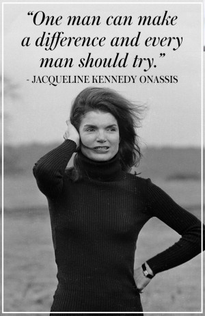 Best Jacqueline Kennedy Onassis Quotes