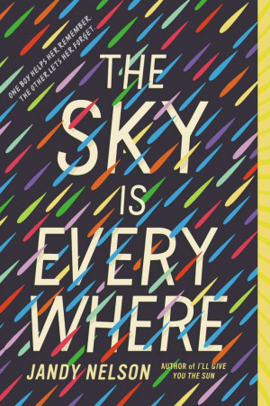 Win a copy of The Sky is Everywhere!