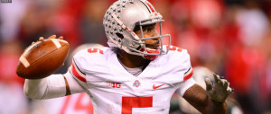 Braxton Miller accounted for 243 yards of total offense and three ...