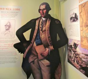 George Washington, America's First Spymaster