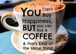 Coffee Quotes HD Wallpaper 5