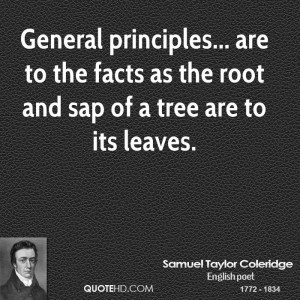 Principles Quotes – Quote about principle - samuel-taylor-coleridge ...
