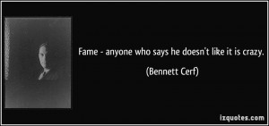 More Bennett Cerf Quotes