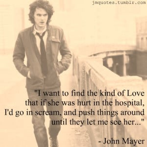 John Mayer Quotes