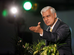 Quote of the Week: Ravi Zacharias On The Problem of Evil