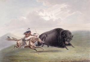 Indianer und Naturschutz - Das Märchen vom edlen Wilden