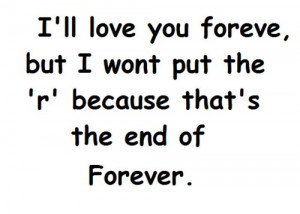 couple, cute, forever, i love you, love, quote, stupid, text