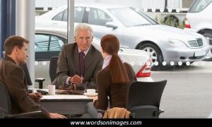 Auto dealer quotes