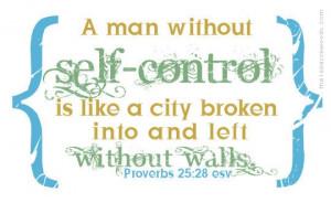 Self-Control quote #1
