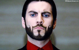 Wes Bentley Beard In Hunger Games Images, Pictures, Photos, HD ...