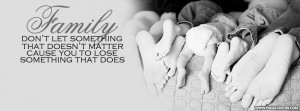 Facebook Covers Quotes About Family Family quotes facebook covers
