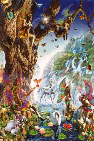 Fairies Posters Fantasy Art