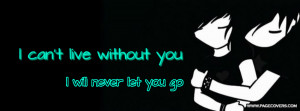 can t live without you Cant Live Without You Quotes