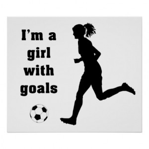 Girls Soccer Posters & Prints