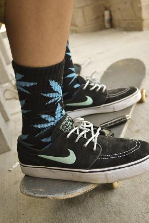 skate nike skateboard huf skater