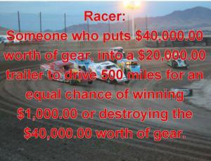 dirt racing