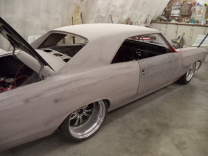 Thread: 1966 Chevelle project named