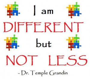 Dr. Temple Grandin was diagnosed with autism but did not let that ...