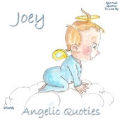 Angelic Quotie Joey by Sandra Reeves
