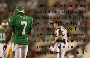 Michael Vick Quotes
