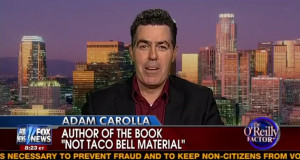 Adam Carolla Comments On Legalizing Marijuana