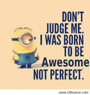 Minion quote wallpaper HD f US Humor - Funny pictures, Quotes, Pics ...