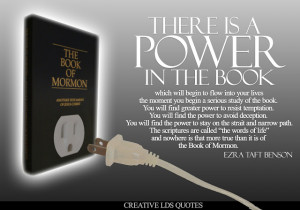 There Is a Power