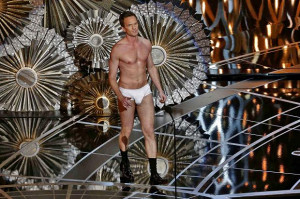 Neil Patrick Harris refers to a scene from the Oscar nominated film ...