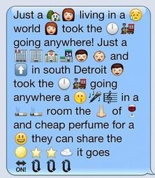 Stories with Emojis