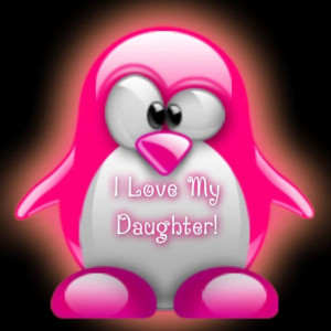 love it i love my daughter