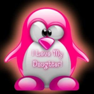 love it i love my daughter