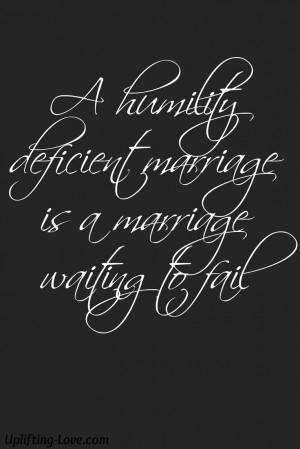 ... Marriage: