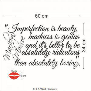 marilyn monroe quotes imperfection beauty full quote SIA New High ...