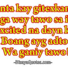Bisaya Quote # 14370