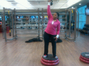 Mo'Nique Shares Her Fitness Journey