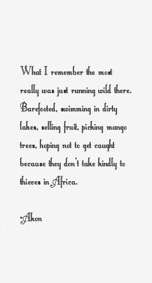 Akon Quotes amp Sayings