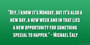 Happy Week Quotes Michael ealy quote 26 happy