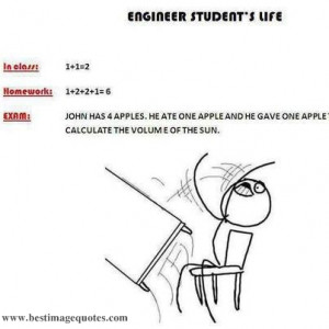 Funny Trolls #2 Engineering Student's Life